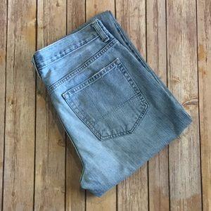 Old Navy distressed jeans 32W x 32L